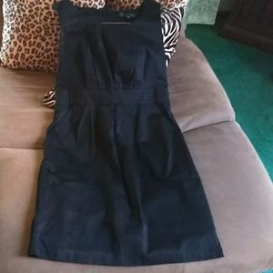 Beautiful like new black dress never worn....